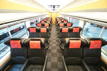 Ltd Exp Narita Express Interior
